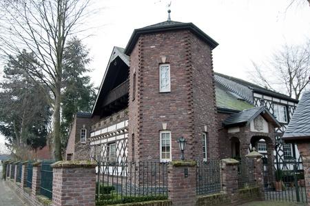 fachwerk: Nievenheim  Altes Haus