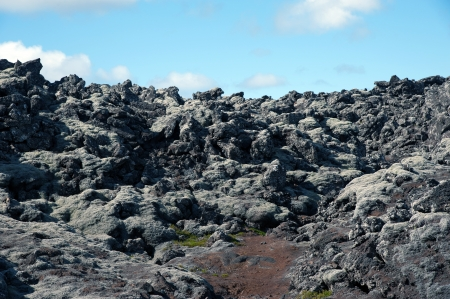 The southwest of Iceland, Reykjanes peninsula south of Reykjavik, at the  Blue Lagoon