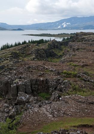 The southwest Iceland