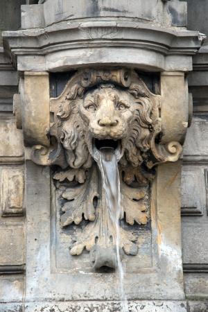 Jan-von-Werth-Fountain in the  Old Market , Cologne