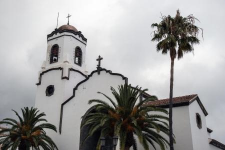 Los Sauces, Iglesia de Nuestra Senora de Montserrat