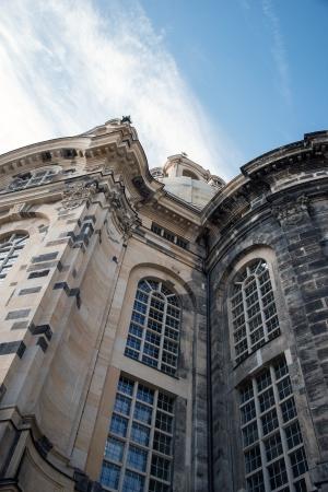 Dresden, Academy of Fine Arts, along the art hall