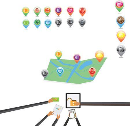 tracking: GPS Tracking ballon, map tracking