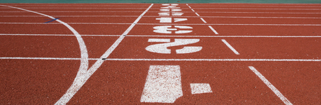 pista de atletismo: pista de atletismo