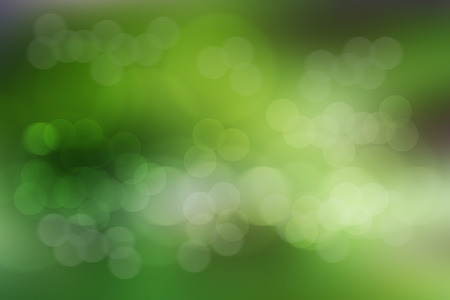 Green blurred background and sunlight blackguard Banco de Imagens