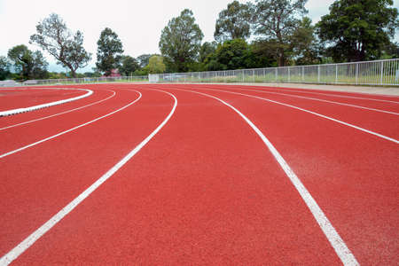 track and filed, Athlete Track or Running Track Banco de Imagens