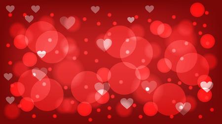 heart love red background Ilustração