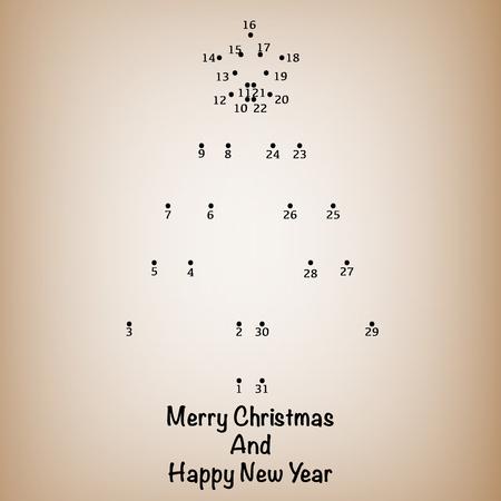 card: Christmas Card. Illustration