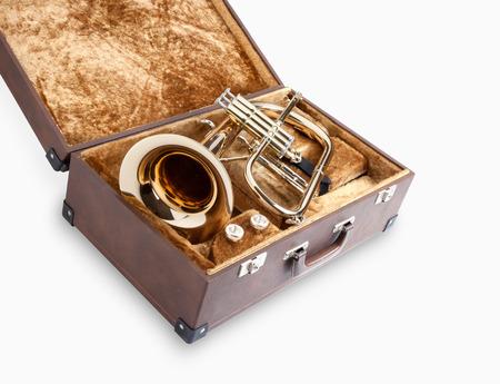 woodwind instrument: trumpet