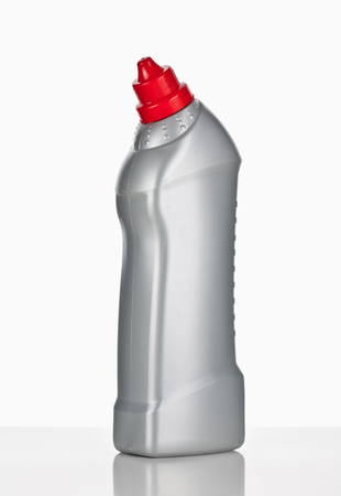 handwash: cleaning supplies bottle Stock Photo