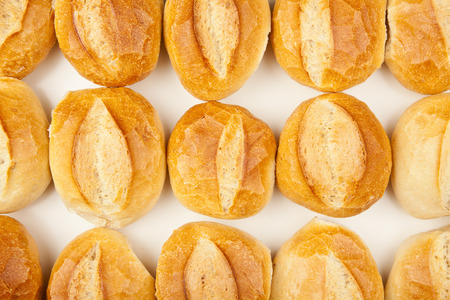 breadbasket: German bread rolls