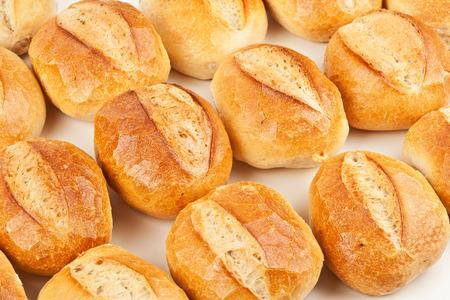 Duitse broodjes Stockfoto