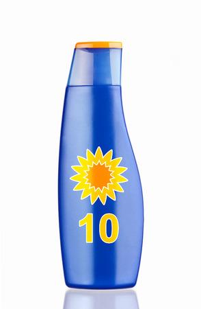 radiacion solar: Crema solar