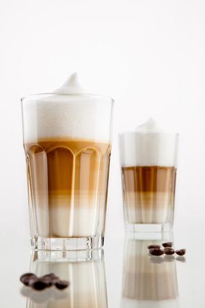 latte macchiato: latte macchiato