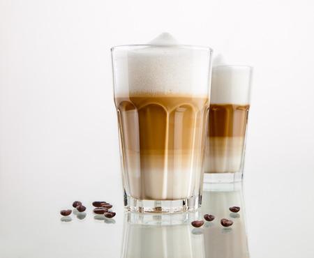 macchiato: latte macchiato