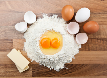pizza maker: baking ingredients