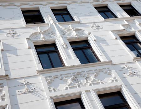 tenement: Art Nouveau