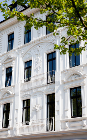 stucco: Art Nouveau