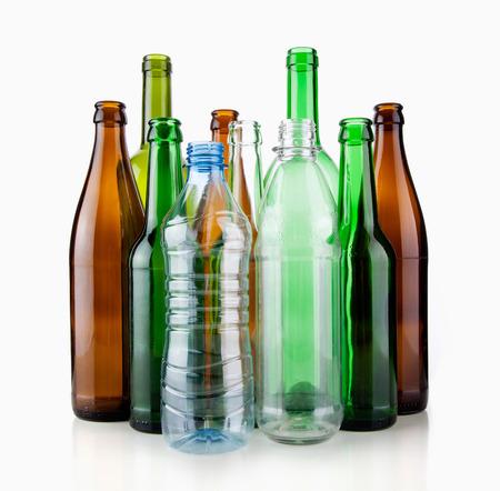 deposit: Empty Bottles