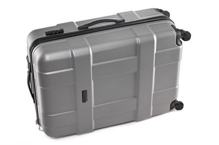 Gray trolley case