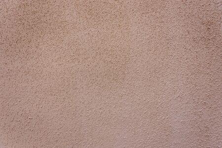 Abstract light brown cement wall textured background Standard-Bild - 132750975