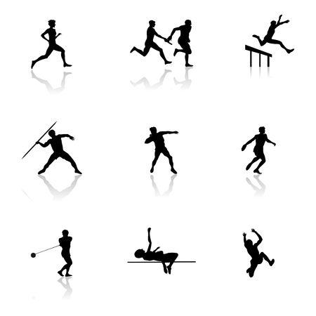 lanzamiento de disco: Atletismo