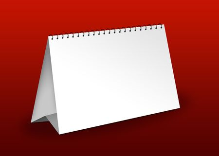 Business Table calendar