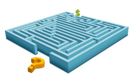 Maze with Question