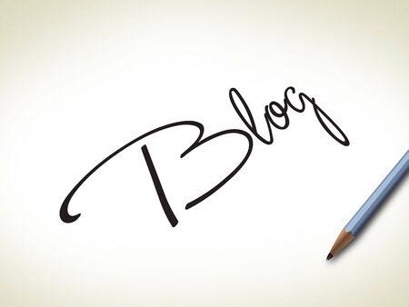 Brush Stroke Blog