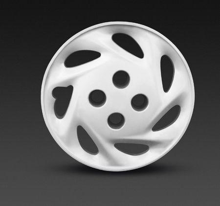 an alloy: Alloy wheel_2_blk