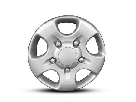 an alloy: Alloy wheel_3 Stock Photo