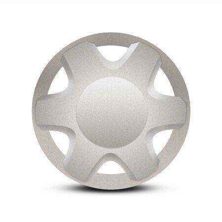 an alloy: Alloy wheel_white back