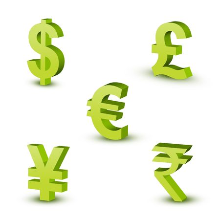 Currency Symbols photo