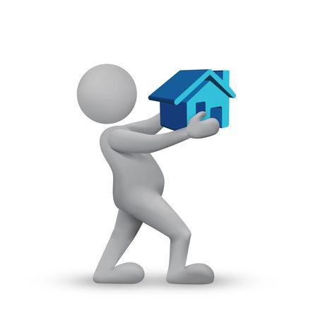 Home Loan Stock Photo - 7697236