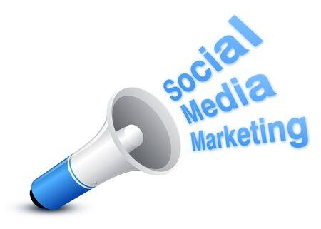 Social Marketing Stock Photo - 7697237