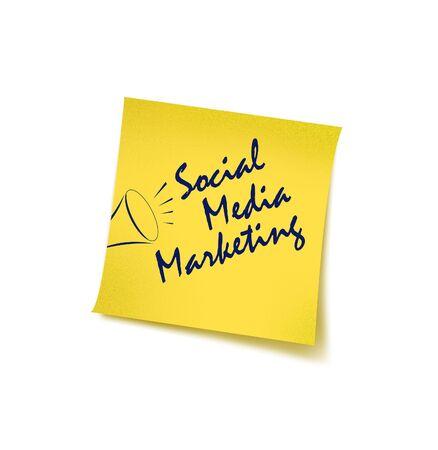 Social Marketing Stock Photo - 7697233