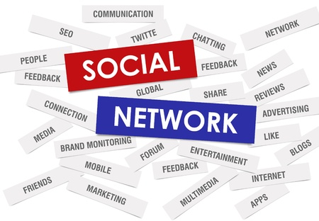 Social Network Stock Photo - 10446504