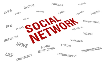 Social Network Stock Photo - 10446503