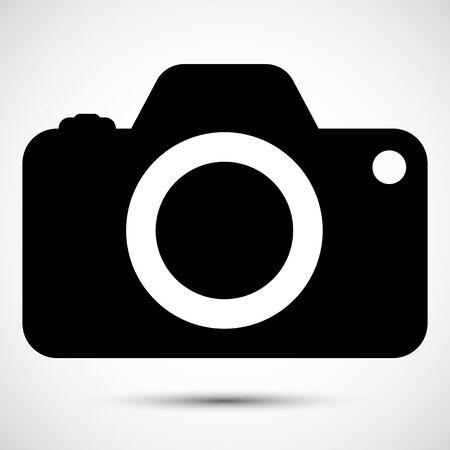 Camera Icon Symbol Sign Isolate on White Background,Vector Illustration EPS.10