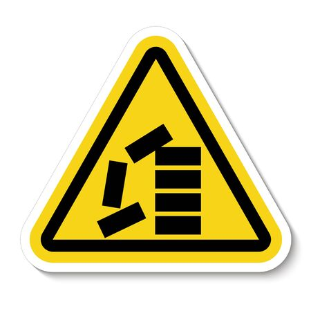 PPE Icon.Stack Correctly Symbol Sign Isolate On White Background,Vector Illustration
