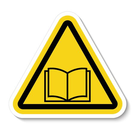 No read a book icons Sign Isolate On White Background,Vector Illustration