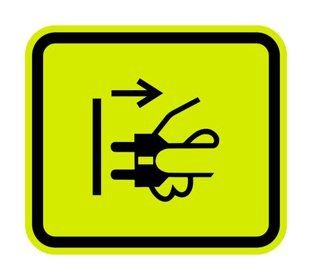 PPE Icon.Disconnect Mains Plug From Electrical Outlet Symbol Sign Isolate On White Background,Vector Illustration