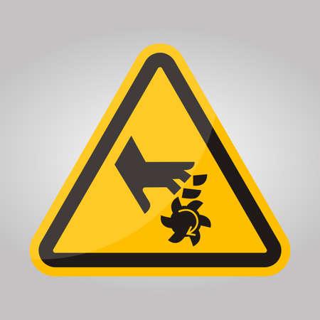 Use Footbridge Symbol Sign Isolate On White Background,Vector Illustration