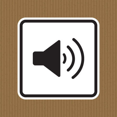 No Sound icons Sign Isolate On White Background,Vector Illustration
