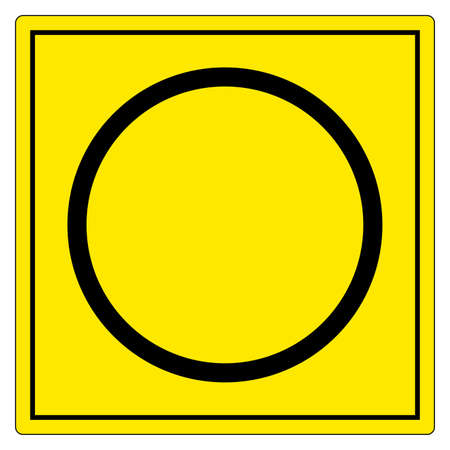 Off (Power) Symbol Sign, Vector Illustration, Isolate On White Background Label. EPS10