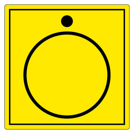 Off For Part Of Equipment Symbol Sign, Vector Illustration, Isolate On White Background Label. EPS10