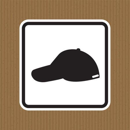 Symbol Wear Gap Isolate On White Background,Vector Illustration