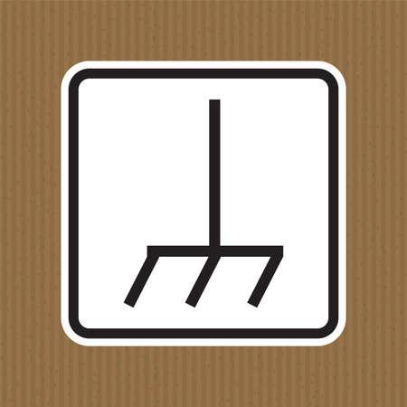 Frame Chassis Symbol Sign, Vector Illustration, Isolate On White Background Label. EPS10 Illusztráció