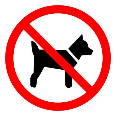 No Dogs Symbol