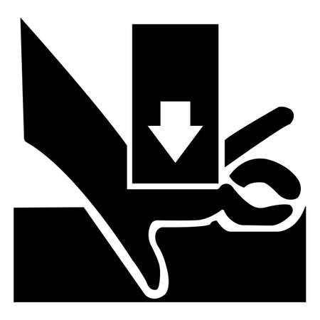 Beware You Hand When Using Silkscreen Symbol